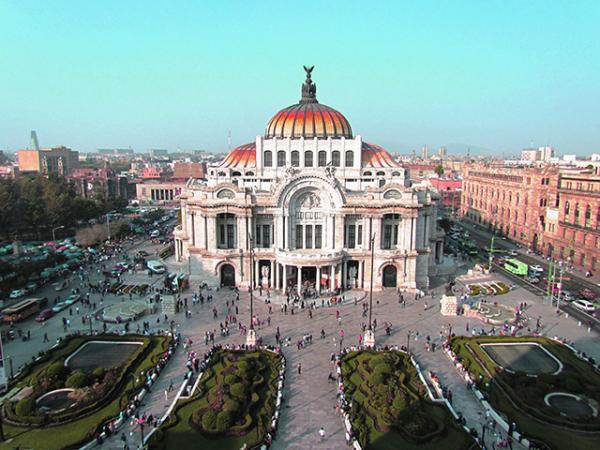Qué hacer en la ciudad de México - 1. Recorrer el centro histórico de la ciudad de México