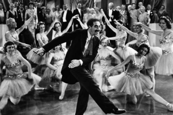 """Las 6 mejores comedias de la historia del cine - """"Sopa de Ganso"""", una de las mejores películas de comedia"""
