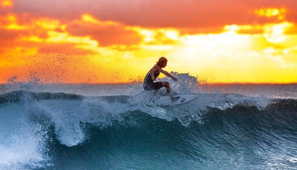Sitios para hacer surf en Valencia
