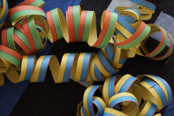 Ideas decoración para cumpleaños infantiles - Decoraciones en papel para tu cumple infantil