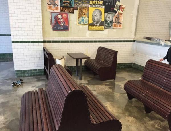 Dónde comer en Berlín bien y barato - Burgermeister Schlesisches Tor Berlin